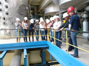 Exkursion BASF Neigungsfach Chemie (1)