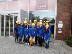 Exkursion BASF Neigungsfach Chemie (3)