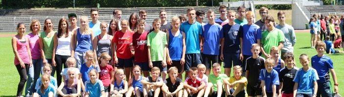 6 Mannschaften bei Jugend trainiert für Olympia in Leichtathletik