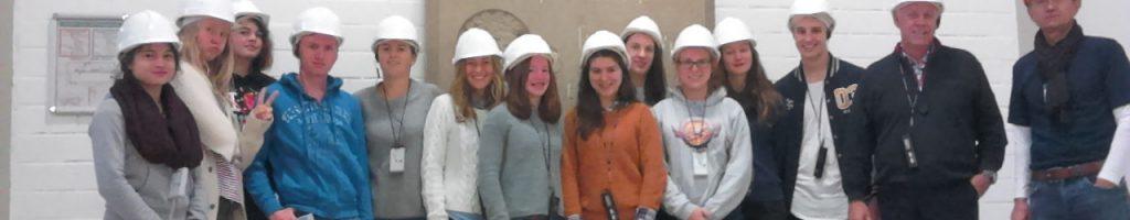 Zu Gast bei BASF: Chemie-Exkursion der Kursstufe 2