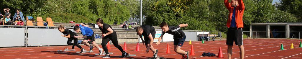 Bundesjugendspiele 2018 am Gymnasium Engen
